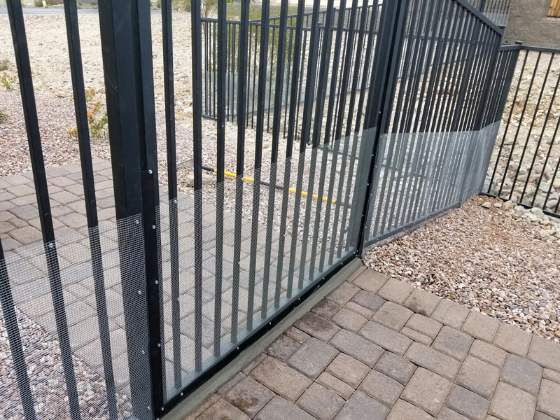 Snake Proof Fencing
